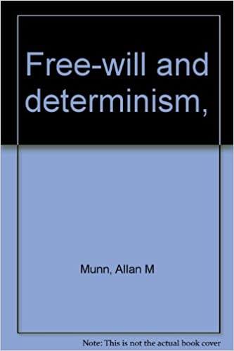 books on free will and determinism