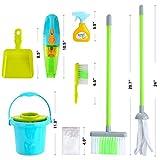 JOYIN 7 Pcs Housekeeping Toy Set Including