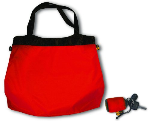 Sea to Summit Ultra-Sil Shopping Bag (Red, - Shopping Summit
