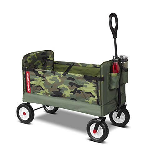 Fantastic Deal! Radio Flyer 3-in-1 Camo Wagon