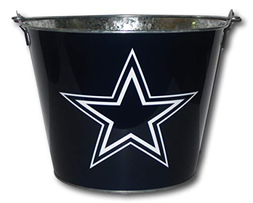 Dallas Cowboys Logo Beer Bucket -