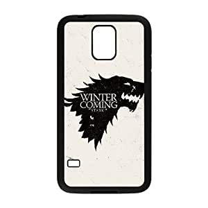 Samsung Galaxy S5 Cell Phone Case Black Game of Thrones NSY Phones Cases