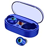 Wireless Earbuds, 20H Playtime Bluetooth 5.0 Headphones Volume Control Automatic Pairing, JENTXON Stereo