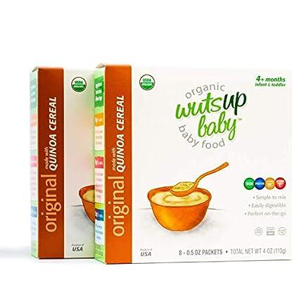 WutsupBaby Original Quinoa Cereal