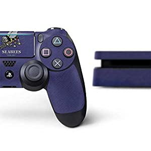 US Navy PS4 Slim Bundle Skin - Seabees Can Do by Skinit