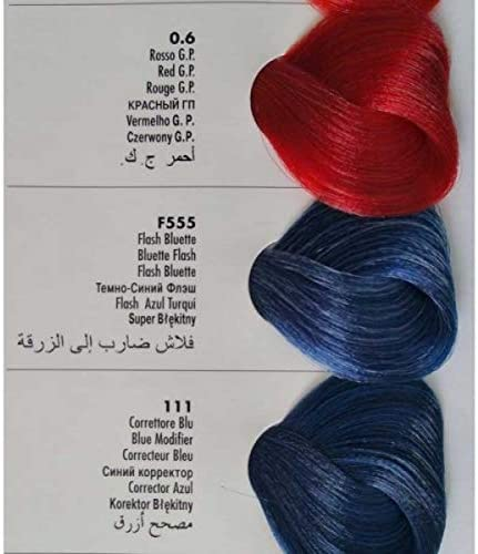 Allwaves Cream Color 0.6 Tinte de pelo, 1 unidad (1 x 100 ml)