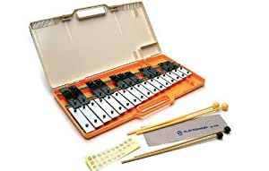 Amazon.com: Glockenspiel: 27 music note Xylophone with ...