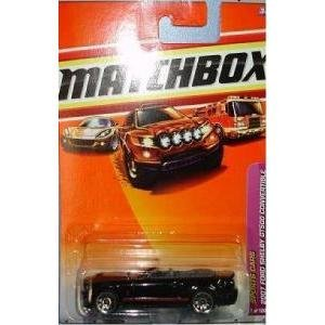 Gt500 2007 Shelby Ford (Matchbox 2010, '07 Ford Shelby GT500 Convertible 7/100 Sports Cars. 1:64 Scale.)