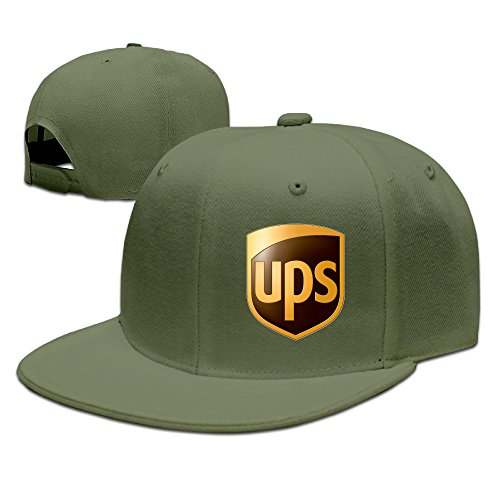 mans-united-parcel-service-ups-express-logo-flat-along-baseball-hat-cool-snapbacks