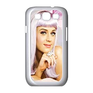 C-EUR Phone Case Katy Perry Hard Back Case Cover For Samsung Galaxy S3 I9300 Kimberly Kurzendoerfer