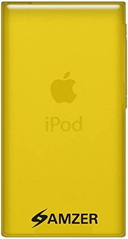 Amzer Gloss Cover Translucent Yellow