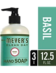 Mrs. Meyer´s Clean Day Hand Soap, Basil, 12.5 fl oz,...