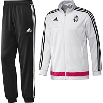 252616602a adidas Survêtement Juventus Turin Blanc Football Garçon: Amazon.fr:  Vêtements et accessoires