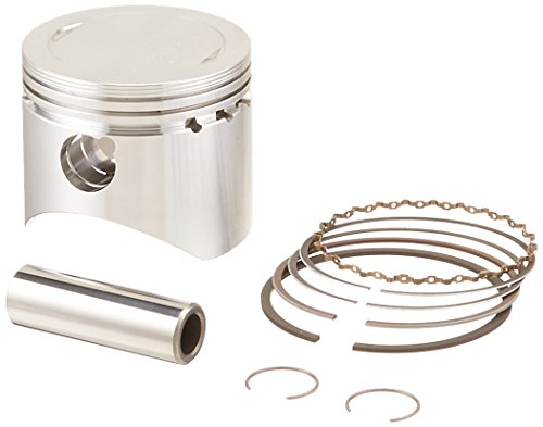Wiseco 4666M05350 53.50mm 9.4:1 Compression Motorcycle Piston Kit