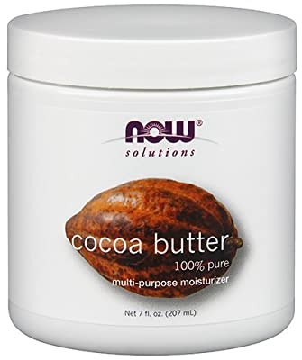 NOW Foods Cocoa Butter, 7 oz… by Now Foods