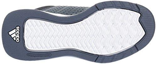 adidas Jan Bs 2 Mid C, Zapatillas de Deporte para Niños Azul (Onix / Negbas / Rojsol)