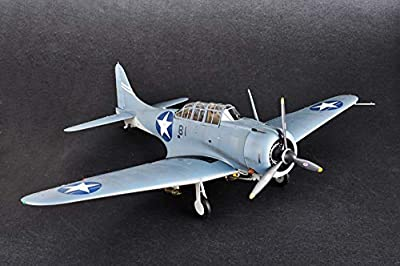 Easy Model USA SBD-3 Dauntless 1/18 Aircraft Finished Plane Limited Edition