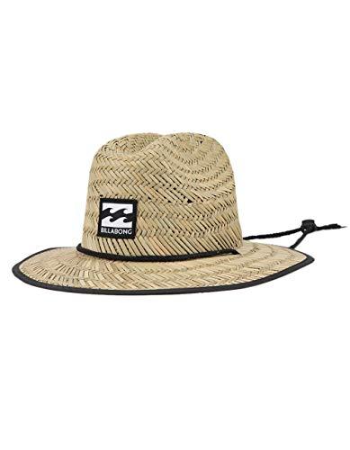 Billabong Print Hat - Billabong Tides Print Boys Lifeguard Hat, Natural
