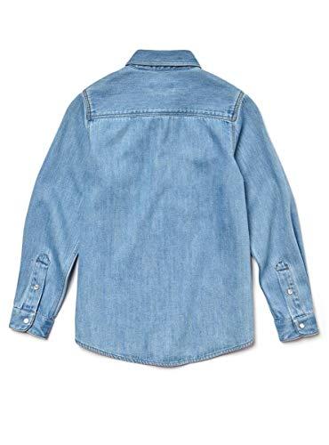 Blu Camicia Lacoste 6 Denim Blue qvHWqfPr