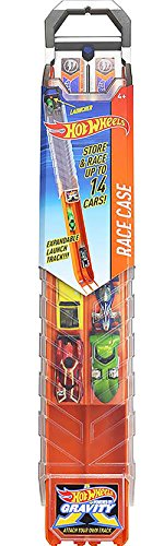Hot Wheels Race Tube Case