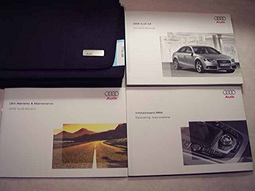 2009 audi a4 owners manual - 4
