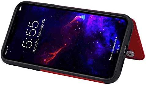 Samsung Galaxy ノート Note8 レザー ケース, 手帳型 サムスン ギャラクシー ノート Note8 本革 耐摩擦 ビジネス カバー収納 携帯カバー 財布 無料付スマホ防水ポーチIPX8