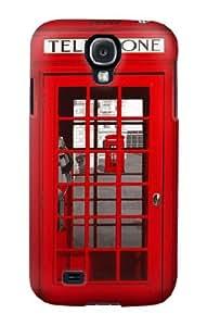 S0058 Classic British Red Telephone Box Case Cover for Samsung Galaxy S4 mini