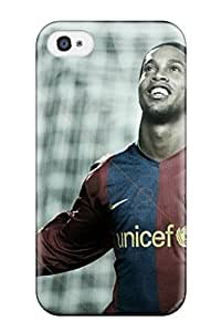 New Arrival Cover Case With Nice Design For Iphone 4/4s- Wallpaper Del Barcelona En 3d