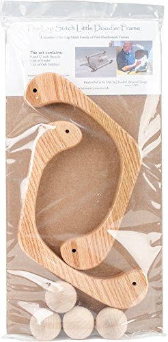 Lap Stitch Little Doodler Frame- by Doodlin' Around Design