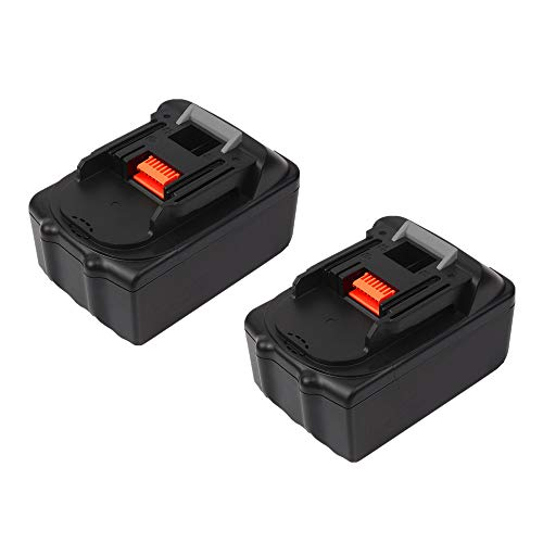 2Pack 3.0Ah 18V BL1830 Lithium-ion Replacement Battery for Makita BL1815 BL1830 BL1835 BL1840 BL1845 194205-3/194309-1