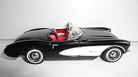 Mattel Matchbox Collectibles 1956 Chevy Corvette #DYG06-M - 1956 Chevy Corvette