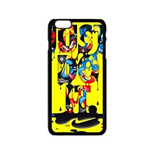 Just do it Colorful melting pattern Cell Phone Case for iPhone 4/4s