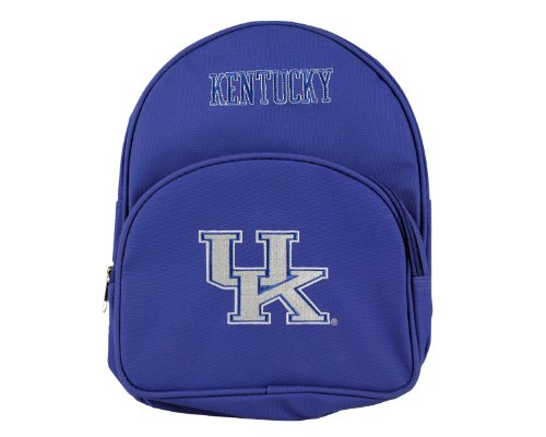 NCAA Kids Mini Backpack, Kentucky Wildcats - Blue#2