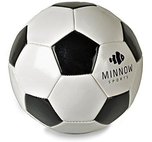 Minnow Sports Kids Soccer Ball size 3 by Minnow Sports