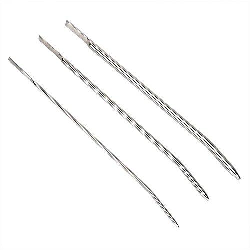 Electro Shock Urethral Dilators Electro Shock Penis Plug Male Sounding Dilator Chastity Device Sex Toys for Men by YY-YOU (Image #2)