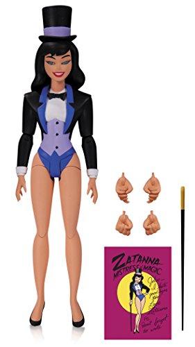 Batman: The Animated Series Zatanna Action Figure
