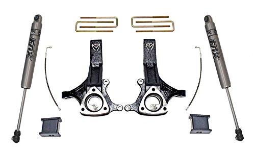 2002 dodge ram lift kit shocks - 7