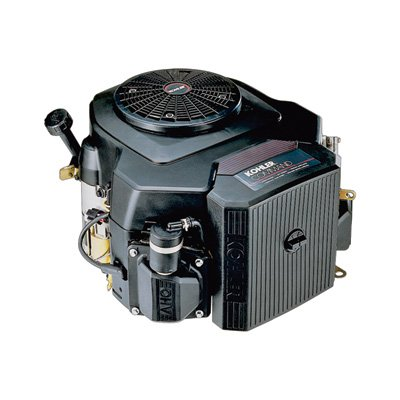 Vertical Shaft V-twin (Kohler Command PRO OHV V-Twin Vertical Engine with Electric Start - 725cc, 1.125in. x 4.3in. Shaft, Model# PA-CV730-0017)