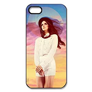 Custom Lana Del Rey New Back For SamSung Galaxy S6 Phone Case Cover P551