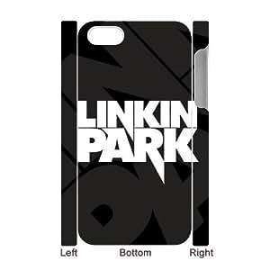 Linkin Park iPhone 4,4S 3D Hard Back Case, Linkin Park Custom 3D Cover Case, iPhone 4,4S DIY Case