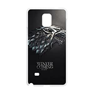 Samsung Galaxy S4 Phone Case White Game of Thrones HOD552095