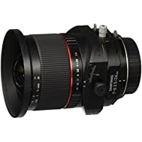 Samyang Tilt-Shift SYTS24-C 24mm f/3.5 Tilt Shift Lens for Canon