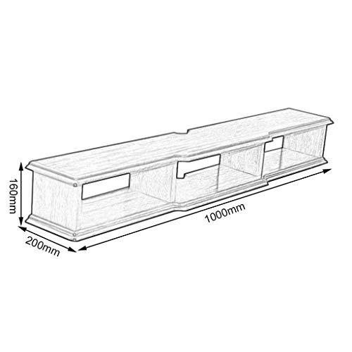 Amazon Com Floating Shelf Wall Shelf Wall Mounted Tv Stand Tv