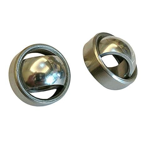 Yodaoke GE20C Spherical Plain Radial Bearing 20mm x 35mm x 16mm