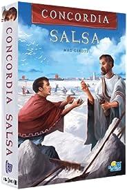 Concordia Salsa Board Game