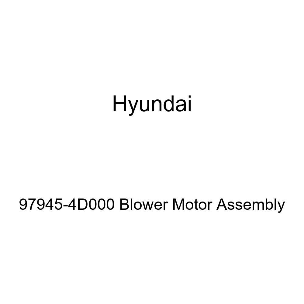 Genuine Hyundai 97945-4D000 Blower Motor Assembly
