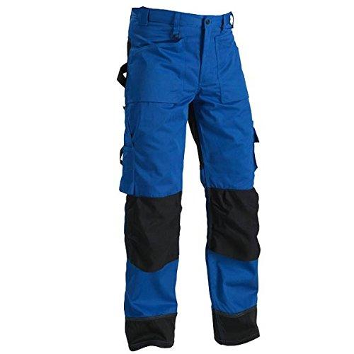 Blakläder 152318609994D100 Pantalon artisan bicolore Taille D100 Noir/Gris