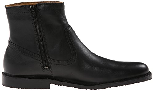 Sebago Mens Metro Zip Boot Chukka Boot Black