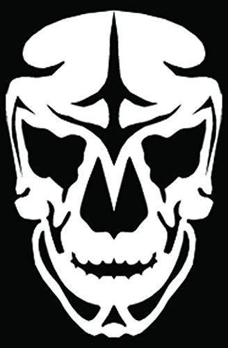 Amazon.com: La Parka Lucha Libre Mexican Wrestling Mask Car Truck ...