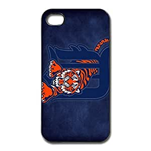 Detroit Tigers Fit Series Case Cover For IPhone 4/4s - Classic Cover